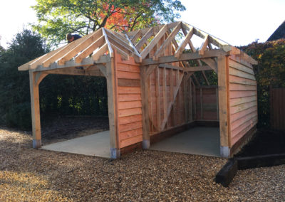 Shed Installation Ash