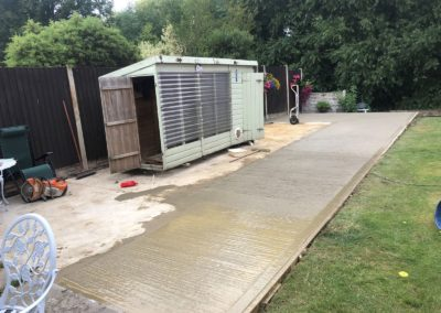 Cattery Base extension in staines